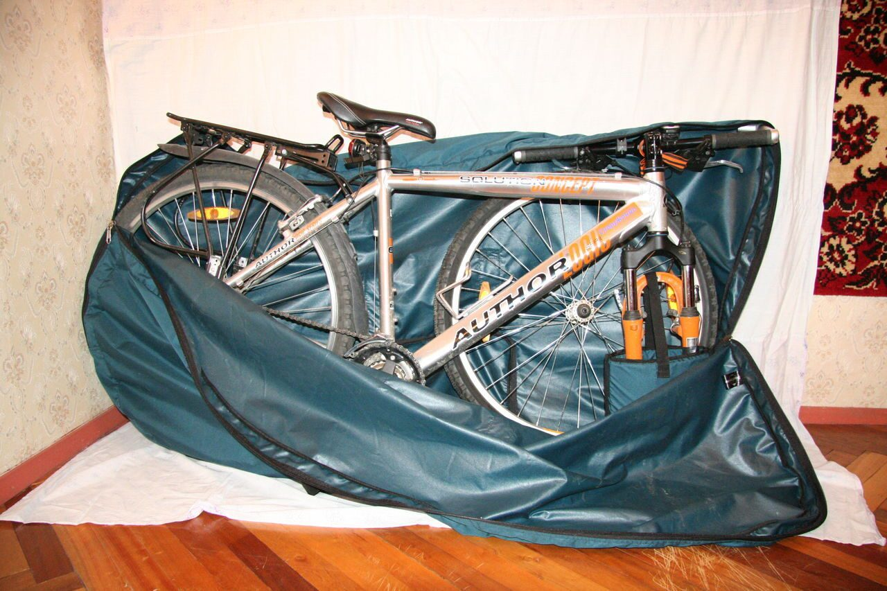 Велосипед сшить своими руками 238