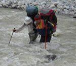 Переправа через водные преграды - Особенности горных рек